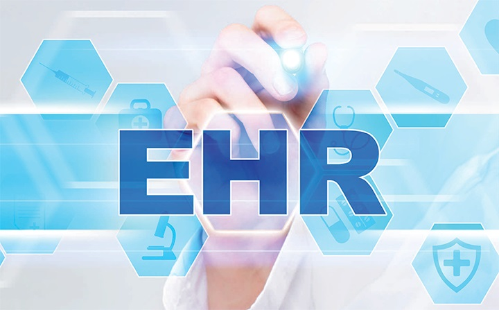 electronic health records softwares